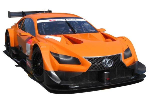 2014 Lexus Super GT Series Racer