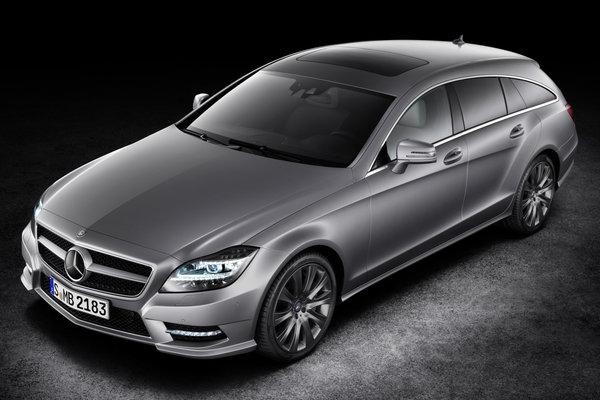 2013 Mercedes-Benz CLS-Class Shooting Brake