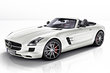 2013 Mercedes-Benz SLS AMG GT Roadster
