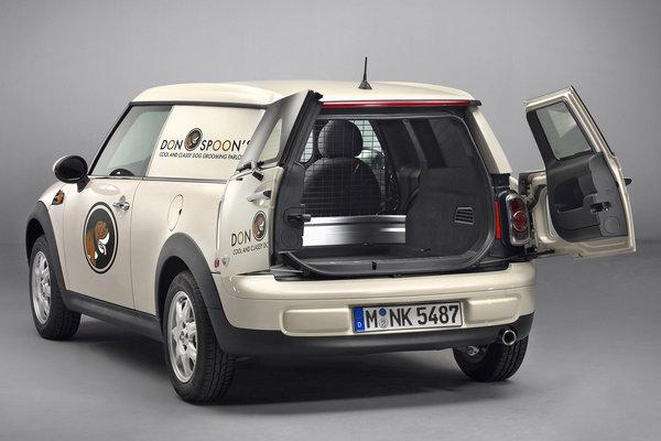 2013 Mini Clubvan