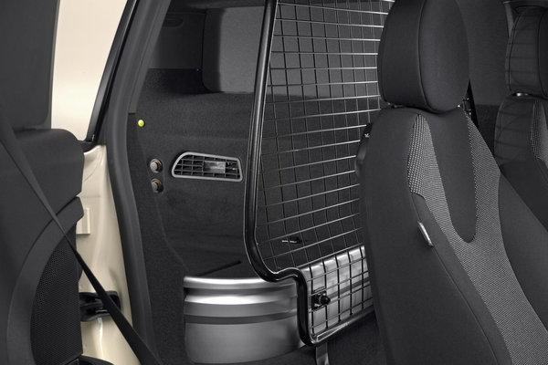 2013 Mini Clubvan Interior