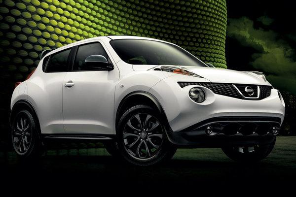 2013 Nissan Juke Midnight Edition