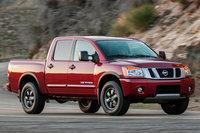 2013 Nissan Titan Crew Cab