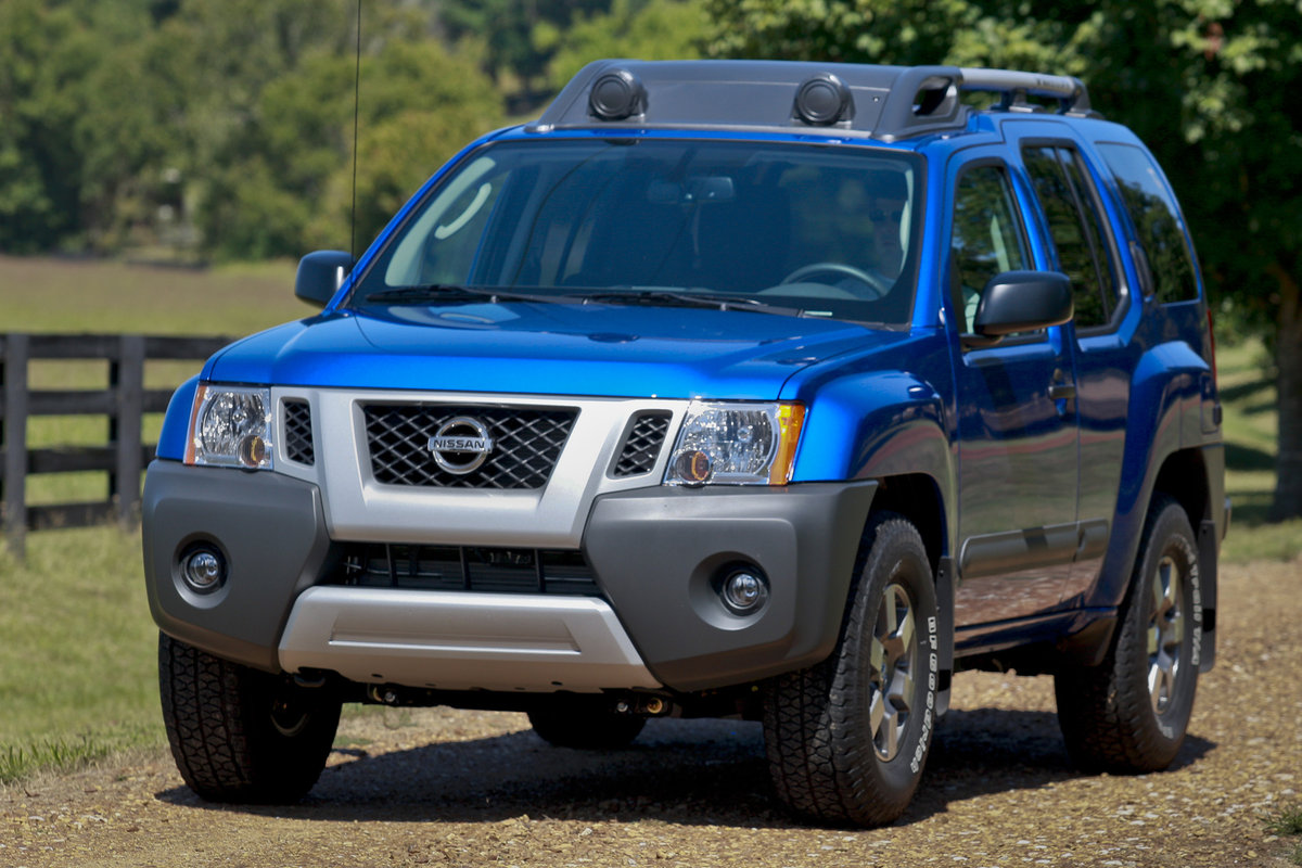 Picture Of 2013 Nissan Xterra