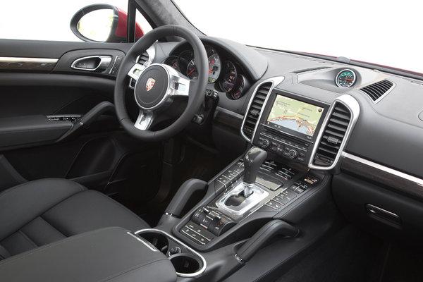 2013 Porsche Cayenne GTS Interior