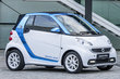 2016 Smart electric drive cabriolet