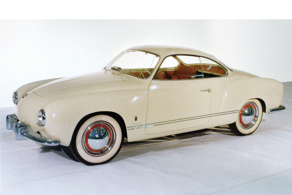 1953 Volkswagen Karmann Ghia prototype