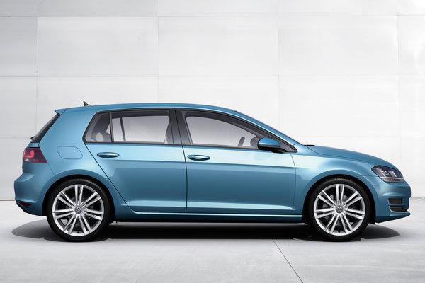 2013 Volkswagen Golf 5d