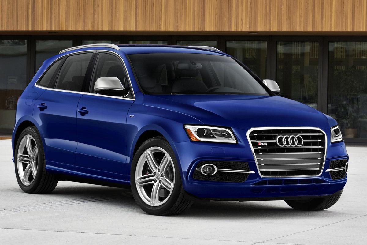 2014 Audi Q5 Images & Pictures - Becuo