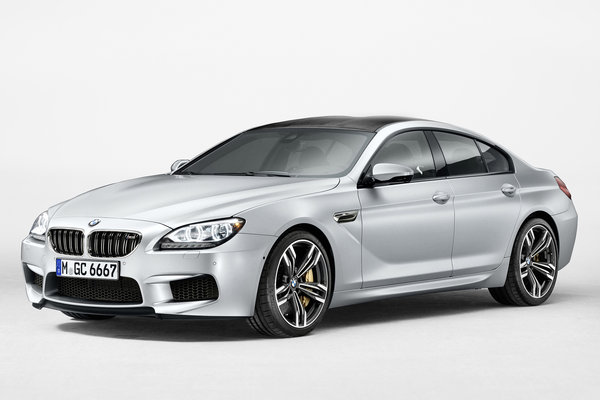 2014 BMW 6-Series Gran Coupe M6