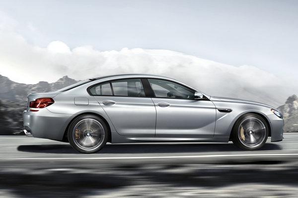 2014 BMW 6-Series Gran Coupe M6