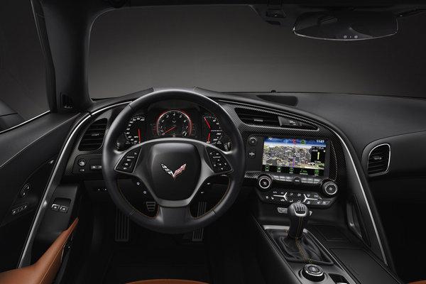 2014 Chevrolet Corvette C7 Corvette Instrumentation