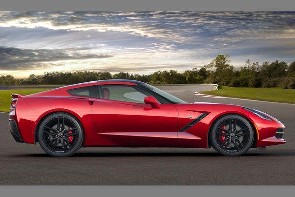 2014 Chevrolet Corvette C7 Corvette