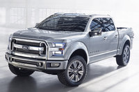 2013 Ford Atlas