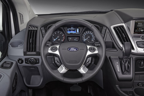 2014 Ford Transit Instrumentation