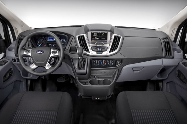 2014 Ford Transit Interior