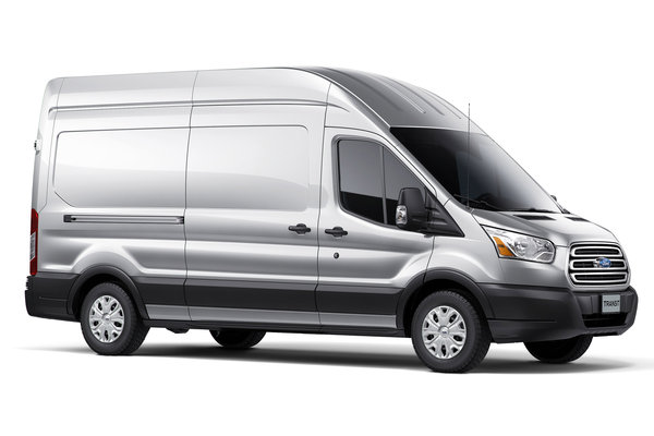 2014 Ford Transit long wheelbase high roof