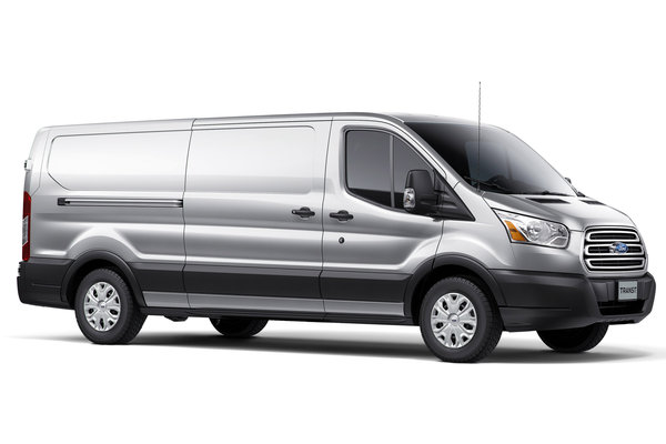 2014 Ford Transit long wheelbase low roof