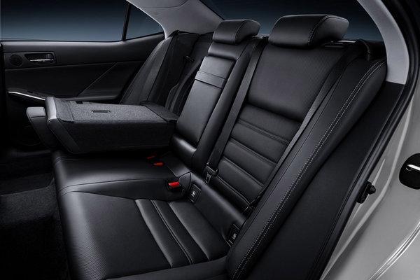 2014 Lexus IS Interior