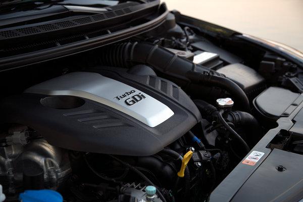 2014 Kia Forte 5d Engine