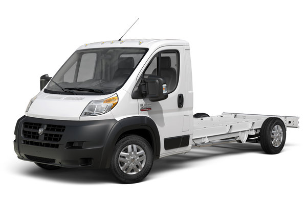 2014 Ram ProMaster chassis cab