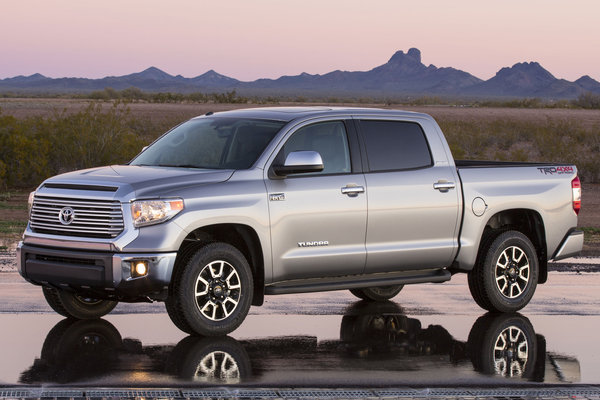 2017 Toyota Tundra Crew Cab Limited