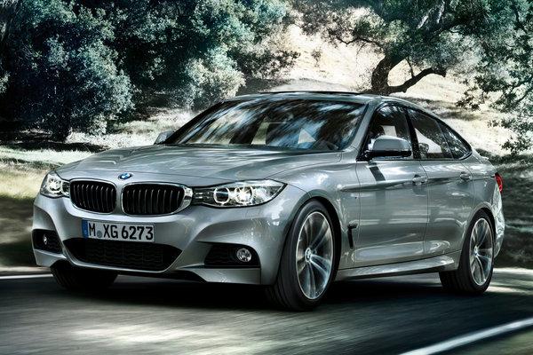 2019 BMW 3-Series Gran Turismo