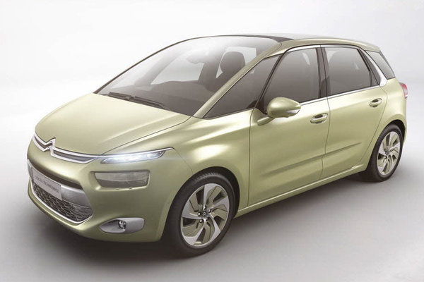 2013 Citroen Technospace