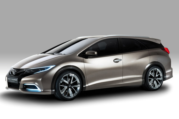 2013 Honda Civic Tourer