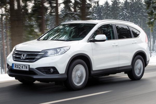 2014 Honda CR-V diesel