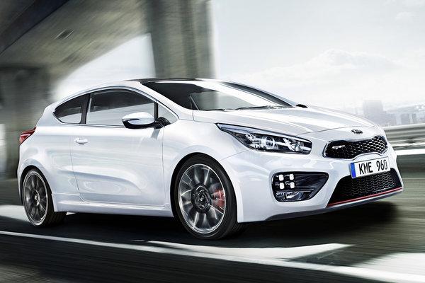2014 Kia Pro_Cee'd GT