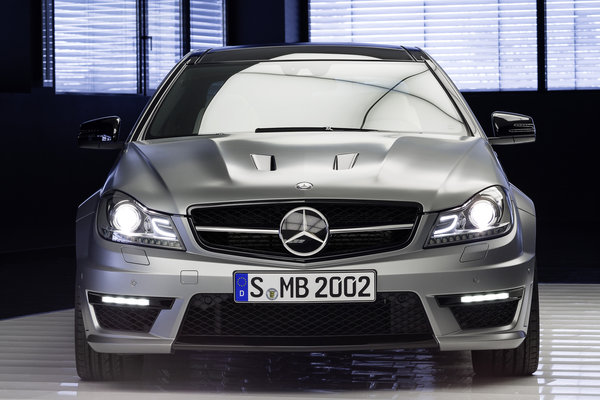 2014 Mercedes-Benz C-Class C63 AMG Edition 507 coupe
