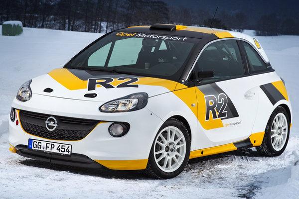 2013 Opel Adam R2