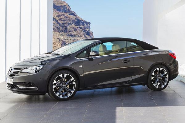 2014 Opel Cascada