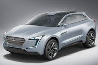 2013 Subaru Viziv