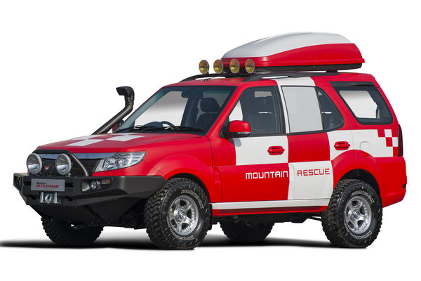 2013 Tata Safari Storme