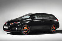 2013 Toyota Auris TS Black