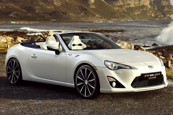 2013 Toyota FT-86 Open