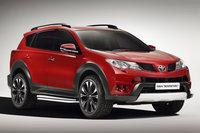 2013 Toyota RAV4 Adventure