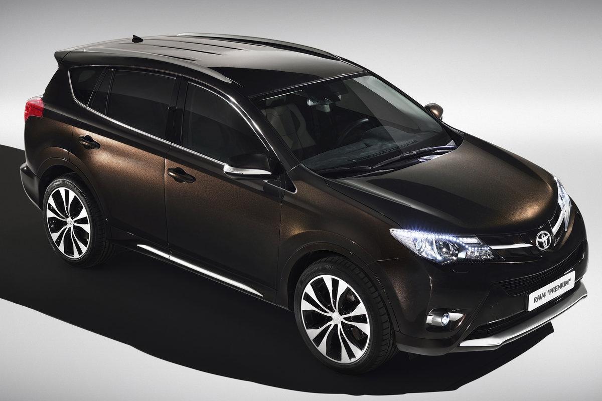 2013 Toyota RAV4 Black