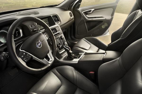 2014 Volvo S60 Interior
