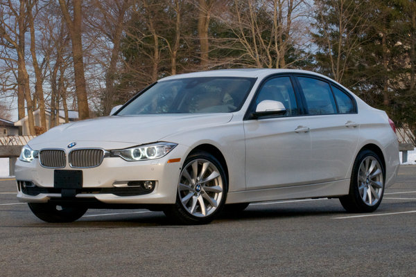 2014 BMW 3-Series Sedan 328d
