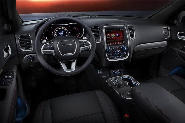 2014 Dodge Durango Interior