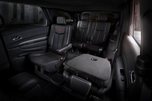 2014 Dodge Durango R/T Interior