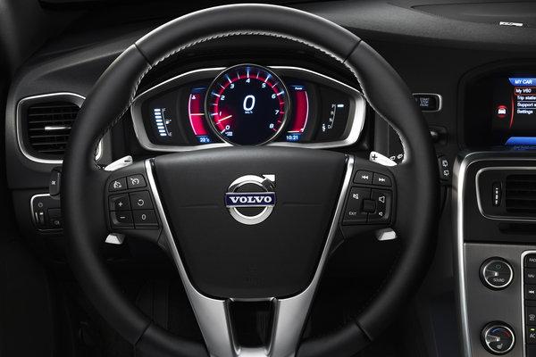 2014 Volvo V60 Instrumentation