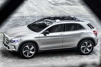 2013 Mercedes-Benz GLA