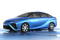 2013 Toyota FCV (Fuel Cell Vehicle)