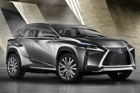 2013 Lexus LF-NX