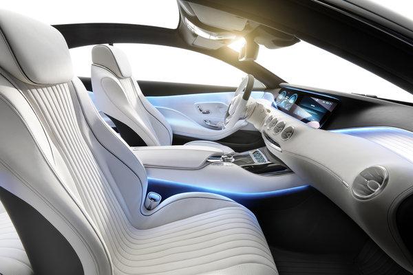 2013 Mercedes-Benz Concept S-Class Coupe Interior