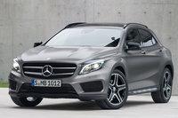 2015 Mercedes-Benz GLA-Class